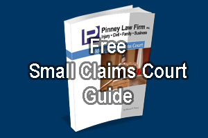 Free Small Claims Court Guide